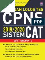 Panduan Lolos Tes CPNS 20192020 Sistem CAT.pdf
