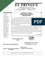 IV Edicion EL Pringue