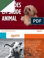 Catalogo de produtos Animais de Cia  ZOETIS-1