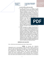 Casación N° 353-2019-Lima