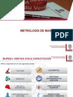 P Metrología de Masa 16H MA 131216