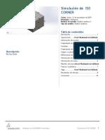 ISO CORNER-Análisis estático 1-1