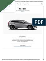 Configuracion_Volvo XC Hibrido_Codigo BYQ6KXE