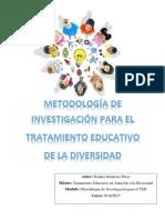 Metodología Investigación Natalia Gutiérrez Pérez
