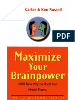 7 Maximize Your Brain Power 1000 New Ways to Boost Your Mental Fitness