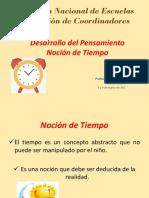 5. Desarrollo del Pensamiento. Noción de Tiempo.pptx ebilia