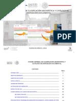 Clasificacion Archivistica
