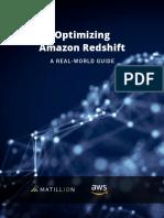 Matillion_Optimizing Amazon Redshift