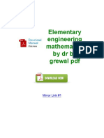 elementary-engineering-mathematics-by-dr-bs-grewal-pdf