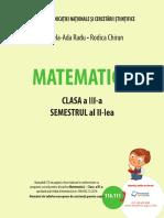 Matematica Manual Aramis a IIIa Partea 2