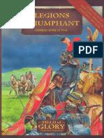 Field of Glory - Legions Triumphant