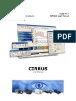 DL004U-P Cirrus User Manual