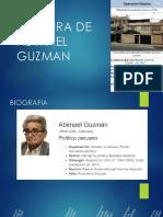 CAPTURA DE ABIMAEL GUZMAN (JSMF)