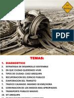 TRANSPORTE URBANO Y SOSTENIBILIDAD