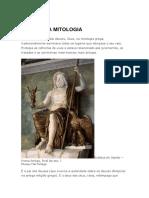 Júpiter Na Mitologia Dalla