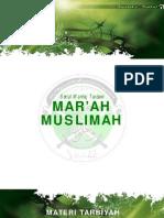 Materi Tarbiyah 1427 H - Mar'ah Muslimah (1)