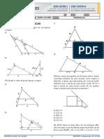 PRE INTENSIVO REVISÃO Semelhança e Triangulo Retângulo