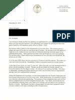 Commutation Letter- Abron Arrington_Redacted