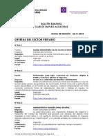 Boletín Campo Gibraltar 25_11_10