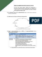 Examen de Administador de Base de Datos