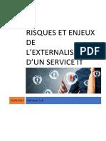 Rapport Sur l'Externalisation IT