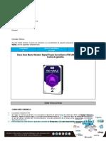 Propuesta Disco Duro Marca Western Digital Purple Surveillance 2TB 5400rpm WD20PURZ.pdf