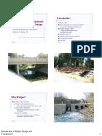 Bicycle-ped Bridge Engineering Part 1