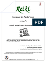 Manual Nivel I Reiki Usui