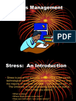 Stress Management Strategies