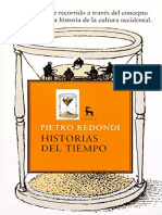 Historias Del Tiempo - Pietro Redondi