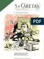 Caras y Caretas N° 90 - 23 de junio de 1900