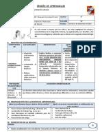 SESIÓN DE PERSONAL SOCIAL - VIERNES 06 DE DICIEMBRE