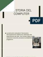 la storia del computer