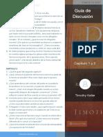 Herramienta Guía de Discusión Libro El Dios Prodigo