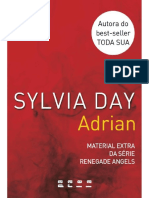 Sylvia Day - Adrian (Material Extra)