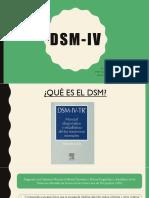 2. DSM-IV