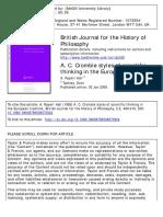 HALL 1995 A. C. Crombie styles of scientific.pdf
