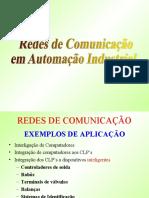 Redes de comunicação em automação industrial