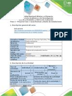 Guía y rúbrica_ Paso 2 - Proyecto Fase 1 razas Bovinas e instalaciones
