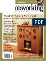 Popular Woodworking 216 (February 2015)