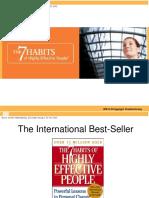 The International Best-seller