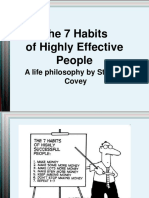 The 7 Habits of Highly Effective People Combo