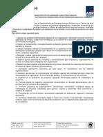 Perfil de Egreso - Técnico en Adm Emp mención Finanzas - 2014 (1) (1)