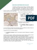 i Caratteri Delle Repubbliche Italiane