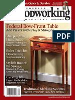 Popular Woodworking 215 (December 2014)