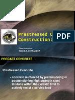 Building Construction Pre Cast