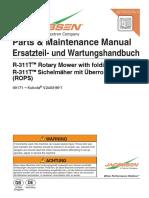 V2403MT service manual