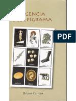 Vigencia Del Epigrama