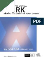 Safe Work Method  Statement_guidelines