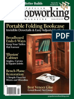 Popular Woodworking 213 (September-October 2014)